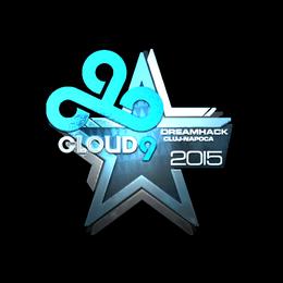 Cloud9 (Foil) | Cluj-Napoca 2015