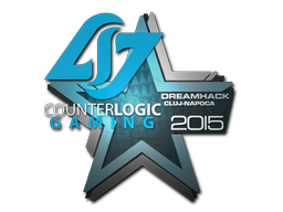 Sticker | Counter Logic Gaming | Cluj-Napoca 2015