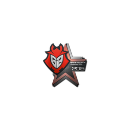 Sticker | G2 Esports | Cluj-Napoca 2015