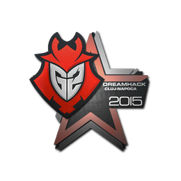 G2 Esports | Cluj-Napoca 2015