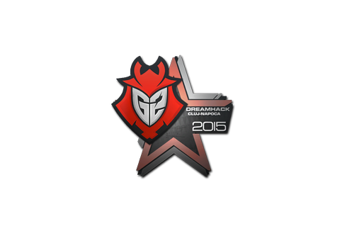 Sticker | G2 Esports | Cluj-Napoca 2015 Prices
