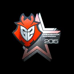 G2 Esports (Foil) | Cluj-Napoca 2015