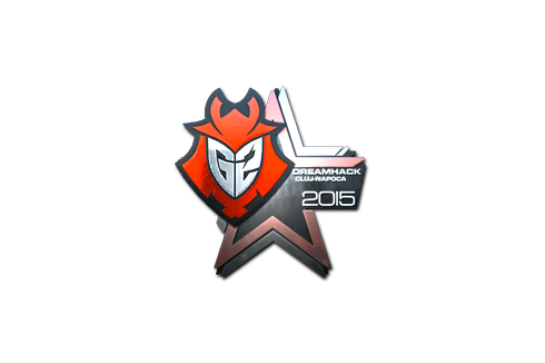 Sticker | G2 Esports (Foil) | Cluj-Napoca 2015 Prices