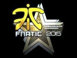 Sticker | Fnatic (Foil) | Cluj-Napoca 2015