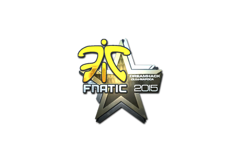 Sticker | Fnatic (Foil) | Cluj-Napoca 2015 Prices