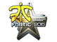 Sticker   Fnatic (Foil)   Cluj-Napoca 2015