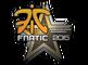 Sticker   Fnatic   Cluj-Napoca 2015