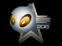 Sticker   Team Dignitas   Cluj-Napoca 2015