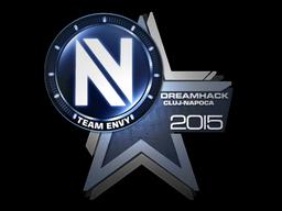 Sticker | Team EnVyUs | Cluj-Napoca 2015