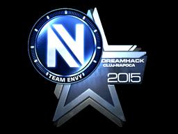 Sticker | Team EnVyUs (Foil) | Cluj-Napoca 2015