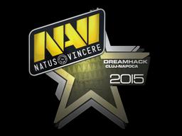 Sticker | Natus Vincere | Cluj-Napoca 2015
