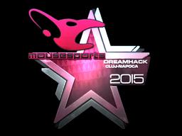 Sticker | mousesports (Foil) | Cluj-Napoca 2015
