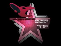 Sticker | mousesports | Cluj-Napoca 2015