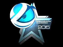 Sticker | Luminosity Gaming (Foil) | Cluj-Napoca 2015