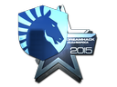Sticker | Team Liquid (Foil) | Cluj-Napoca 2015