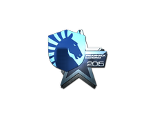 Skin Sticker | Team Liquid (Foil) | Cluj-Napoca 2015