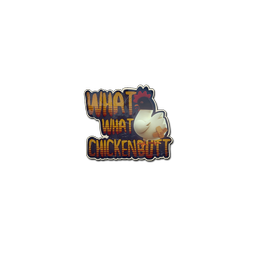 Sticker | What What