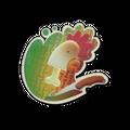 Sticker | Bonehead <br>(Holo)