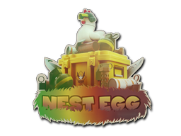 Sticker | Nest Egg (Holo)