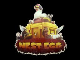 Sticker | Nest Egg