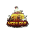 Sticker | Nest Egg