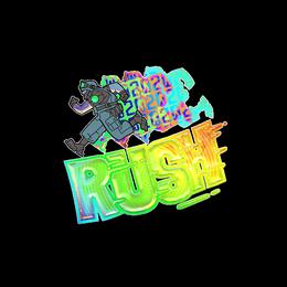 Rush 4x20 (Holo)