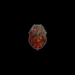 Sticker | Aztec