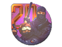 Sticker | CS20 Classic (Holo)