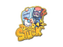 Skin Sticker | Door Stuck (Foil)