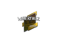 Skin Sticker | waterfaLLZ | Boston 2018