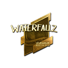 waterfaLLZ (Gold) | Boston 2018