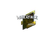 Skin Sticker | waterfaLLZ (Foil) | Boston 2018