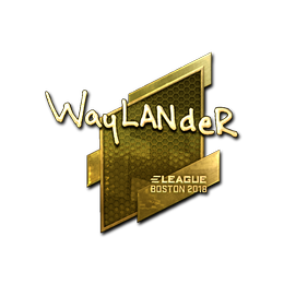 wayLander (Gold) | Boston 2018