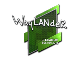 wayLander | Boston 2018