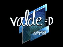 v4lde | Boston 2018