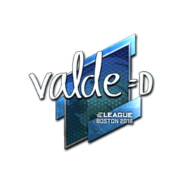 v4lde (Foil) | Boston 2018