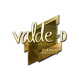 v4lde (Gold) | Boston 2018