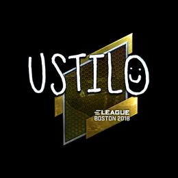 USTILO (Foil) | Boston 2018