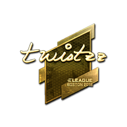 Twistzz (Gold) | Boston 2018
