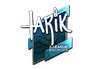 Skin Sticker | tarik (Foil) | Boston 2018