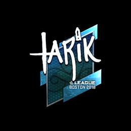 tarik (Foil) | Boston 2018