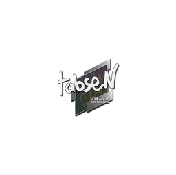 Sticker | tabseN | Boston 2018
