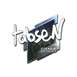 tabseN (Foil) | Boston 2018