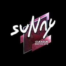 suNny (Foil) | Boston 2018