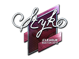 STYKO | Boston 2018