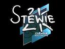 Sticker   Stewie2K   Boston 2018