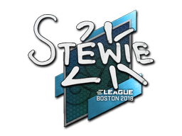 Sticker | Stewie2K | Boston 2018