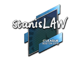 stanislaw | Boston 2018