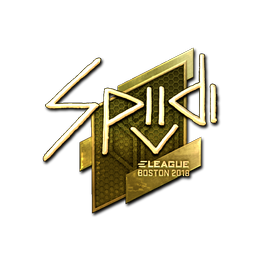 Spiidi (Gold) | Boston 2018