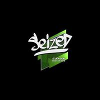 Sticker | seized | Boston 2018